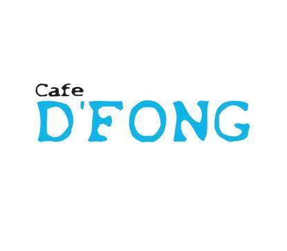 CAFÉ D'FONG